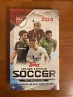 2020 Topps Major League Soccer MLS Sealed Hobby Box 3 Auto Autograph Or Patch