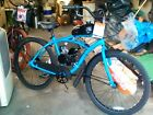 COMPLETE MOTORIZED BIKE 80CC UPGRADED NEW BUILD ASSEMBLED SHIPS FAST 2