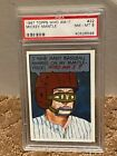 1967 Topps Who Am I? Trading Cards 29