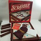 Scrabble Deluxe Turntable Edition Crossword Game Hasbro Complete