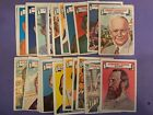 1967 Topps Who Am I? Trading Cards 21