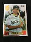 Todd Helton Cards, Rookie Card and Autographed Memorabilia Guide 19