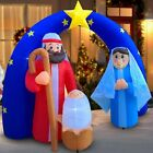 Christmas Inflatables Outdoor Nativity Sets Star of Bethlehem Arch Decorations