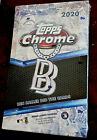 2020 Topps Chrome BEN BALLER Online Exclusive Hobby Box *IN-HAND* SAME DAY SHIP