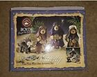 Boyds Bear 4 piece Nativity Wiseman Accessory Set Retired EXTREMELY RARE