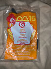 McDonald's Happy Meal Toy TY Teanie Beanie Babies #15 Sting The Ray New