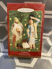 Hallmark Ornament 2000 Blessed Nativity Collection The Shepherds