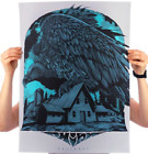 Phish Poster Ken Taylor Song Series LE poster collection X 700 Blue Sky Varian