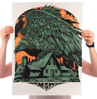 Phish Poster Ken Taylor Song Series LE poster collection X 700 Orange Sky