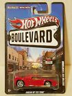 Hot Wheels 1 64 Boulevard AHEAD OF ITS TIME VECTOR W8 TWIN TURBO