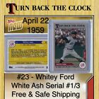 2020 Topps Now Turn Back the Clock Baseball Cards Checklist 8