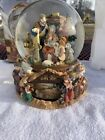 Kirkland Signature Musical Water  w Revolving Base Nativity Scene Joy 2