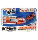 New In Box Hot Wheels RC Stealth Rides Racing Car Red Ford Mustang Free Ship