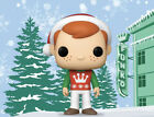 Funko Pop Holiday Santa Freddy Funko Exclusive Christmas Sweater Limited Edition