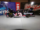 1 24 DALE EARNHARDT SR 3 GM GOODWRENCH SERVICE PLUS 2001 ACTION NASCAR DIECAST