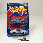 2 Pack Chevelle  Monte Carlo Cubs MLB Promo  Hot Wheels  E31