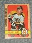 Bobby Orr Cards, Rookie Cards and Autographed Memorabilia Guide 21