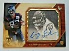 2014 Topps Triple Threads Football Cards 38