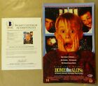 Signed HOME ALONE Autographed 11