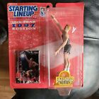 NEW LUC LONGLEY 1997 STARTING LINEUP EXTENDED SER. CHICAGO BULLS  FREE SHIP