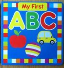 MY FIRST ABC BOARD BOOK toddler boy girl great quality BRAND NEW