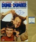 Signed JEFF DANIELS Autographed DUMB AND DUMBER 12