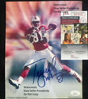 Terrell Owens Rookie Cards and Autographed Memorabilia Guide 41