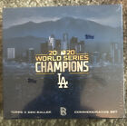 2020 Topps x Ben Baller Los Angeles Dodgers World Series Champions Cards 31