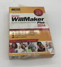 Willmaker 2014 Plus | Estate Planning Software | Complete, Protect, Save