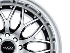 17 Wheels Rims Black Honda Civic Accord Prelude Toyota Yaris Corolla Volvo S40