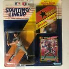 Starting Lineup 1992 Howard Johnson Action Figure and Card in unopened package.