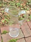 Vintage Orrefors signed clear glass pitcher Harmony made in Sweden with label