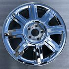 ONE 2007 18 FORD FIVE HUNDRED FACTORY OEM CHROME CLAD WHEEL RIM 3655