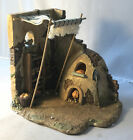 Fontanini Village Lighted Bakery 55527 For 5 Nativity IN BOX
