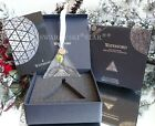 2020 2021 NIB WATERFORD ANNUAL TIMES SQUARE TRIANGLE GIFT OF HAPPINESS ORNAMENT