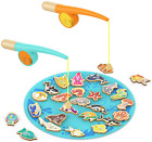 TOP BRIGHT Toddler Fishing Game Gifts for 2 3 4 Year Old Girl and Boy Toys Birth
