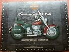 HARLEY DAVIDSON Heritage Softail Classic Collectors Die Cast Assembly Kit Model