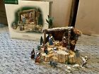 Dept 56 Holy Land Little Town Of Bethlehem The Birth of Christ Nativity Set