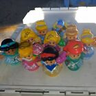 Little People Disney Princess Figures Lot of 9 by Mattel  Fisher Price + baby