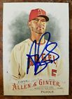 2016 Topps Allen & Ginter Baseball Cards - Review & Hit Gallery Added 77