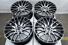 17 Wheels Rims Black Honda Civic Accord Prelude Camry Corolla Matrix Mazda3