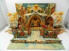 1960s Voytech Kubasta Christmas Nativity Pop Up Book  111