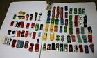 Lot 90+ Vintage Diecast Cars Hot Wheels Matchbox Majorette 70s thru 90s Few 00s