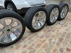 Ford Explorer 2020 21 Factory OEM Wheels With Tires