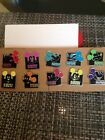Disney Pin Mickey Mouse Expressions Mystery Series Complete Set of 10 Pins