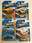 Hot Wheel LOT of 4 NISSAN SILVIA S15 370Z 350Z 2010 New Models Faster Than Ever