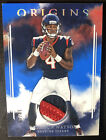2017 Origins Deshaun Watson Rookie 49 Blue 3 Color Patch Rare SP RC Texans