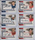 2011-12 In the Game Captain-C Hockey Cards 33