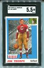 1955 Topps All-American Football Cards 29