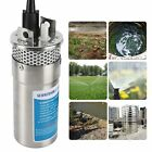 96W Solar Submersible Water Pump 8 0Lpm 21Gpm Flow 230ft Lift for RV Yachts